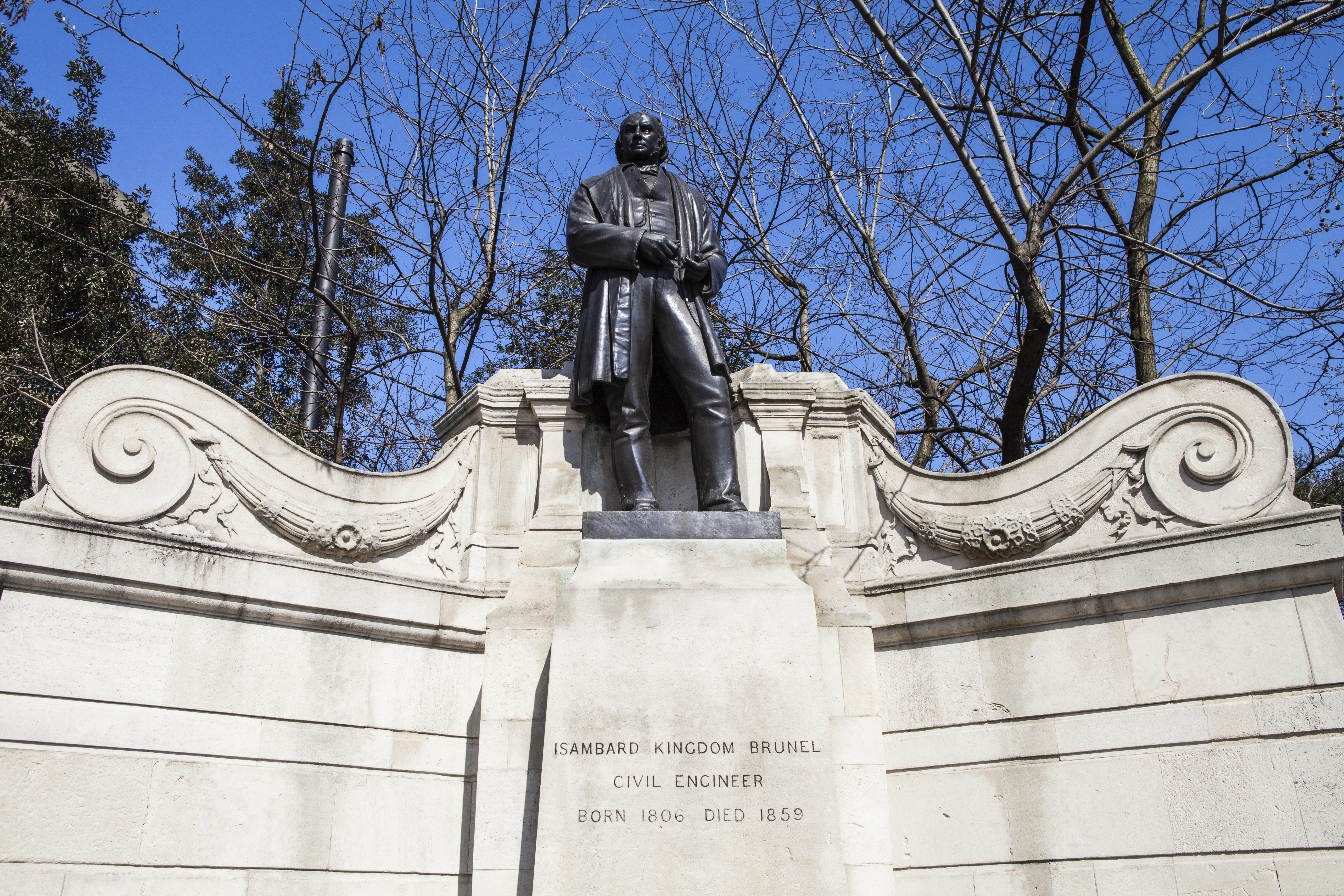 Isambard Kingdom Brunel, Civil Engineer
