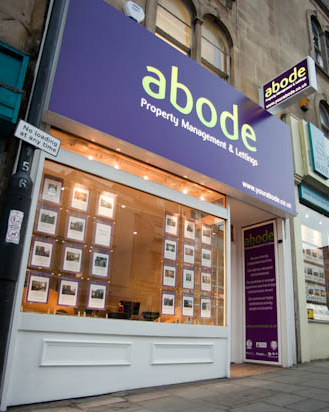 Abode Whiteladies Road Frontage